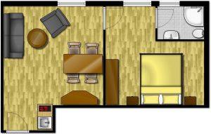 Appartment Suite