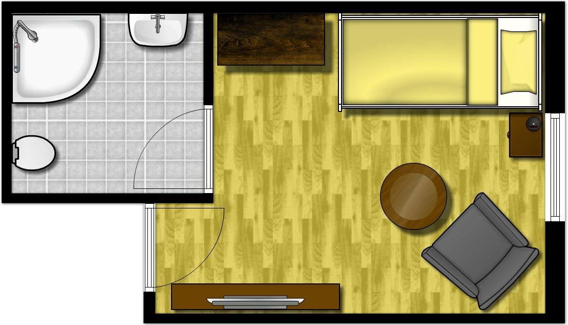 Einzelzimmer 11