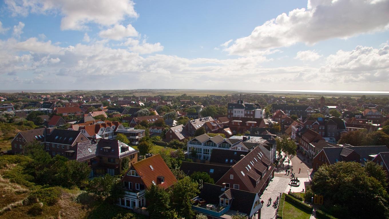 Hotel Logierhus Langeoog - dorf