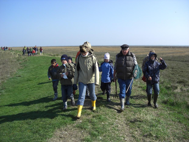 Langeoog Wandern