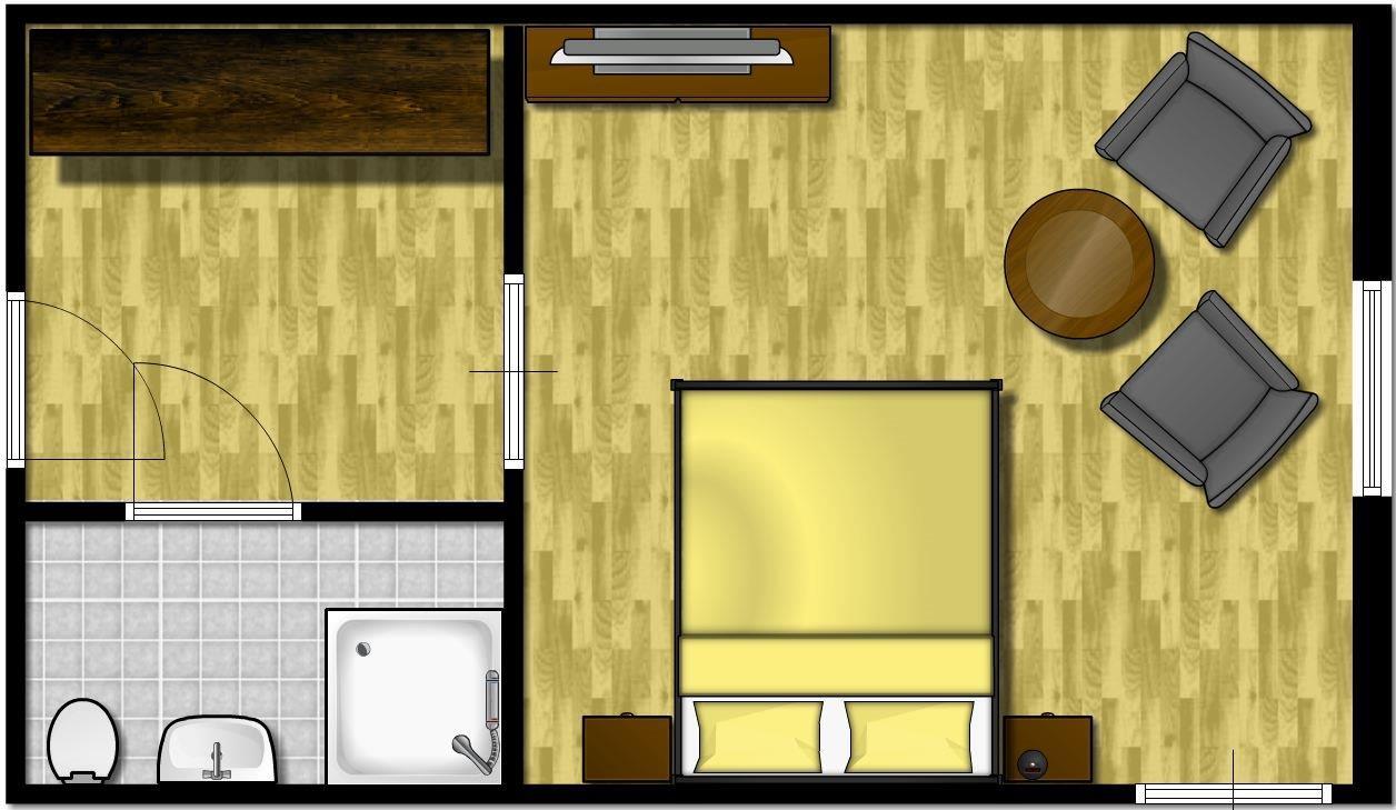 Doppelzimmer Langeoog