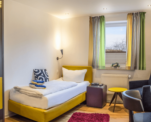 Hotel Langeoog - Langeooger Strandhotel - Achtertdiek Einzelzimmer2
