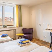 Hotel Langeoog - Langeooger Strandhotel - Achtertdiek Familienzimmer2.2